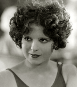 Clara Bow, original Cool Girl.